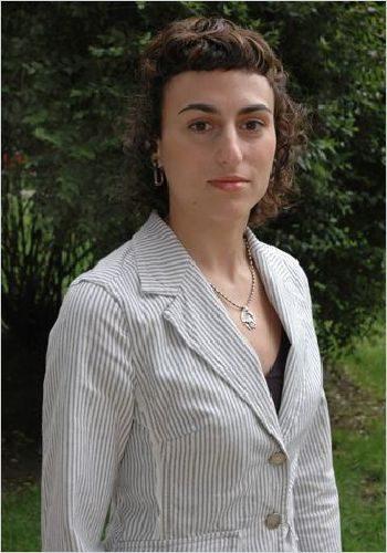 Oihana Etxenike Sarasola